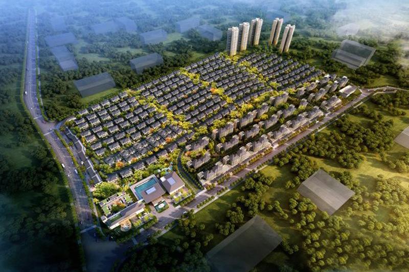 广东梅州珠光新城御景
